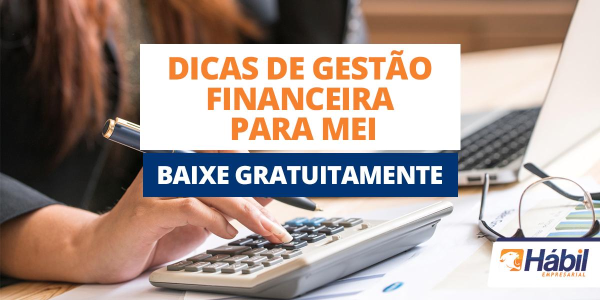 Dicas de gestão financeira para MEI