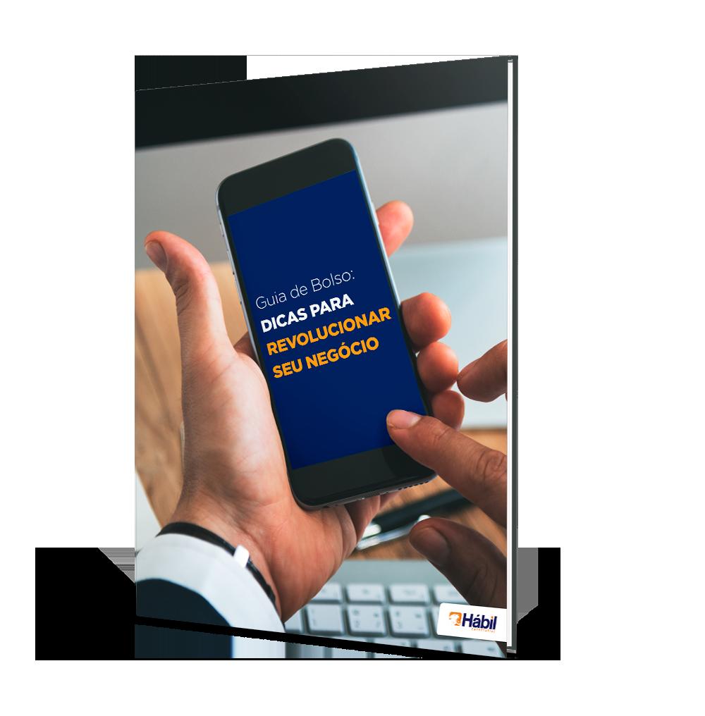 eBook Guia de bolso: Dicas para revolucionar seu negócio