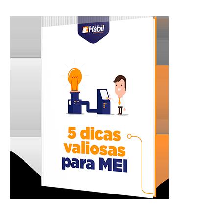 eBook 5 dicas valiosas para MEI