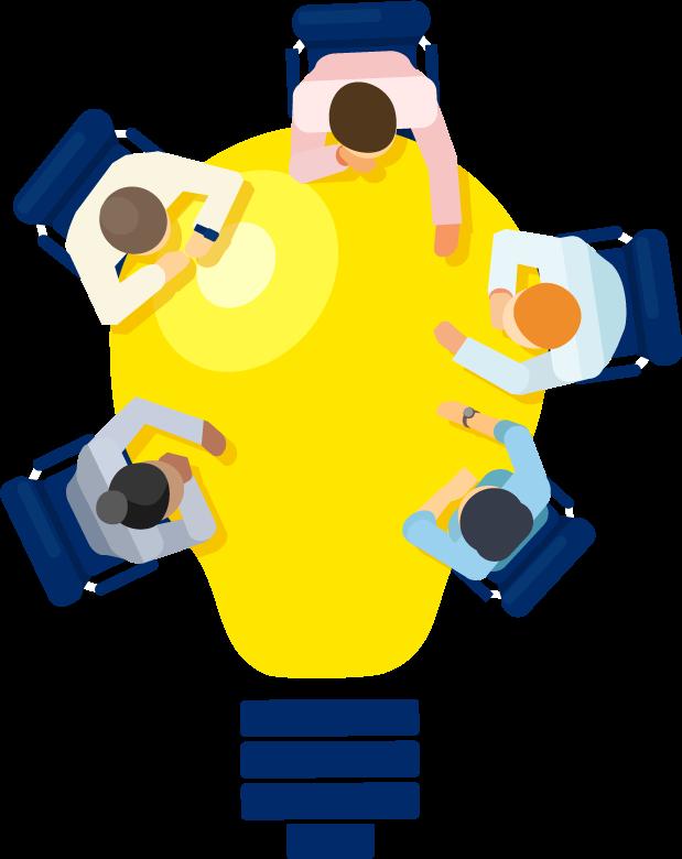 Ilustração - Nunca deixe de inovar