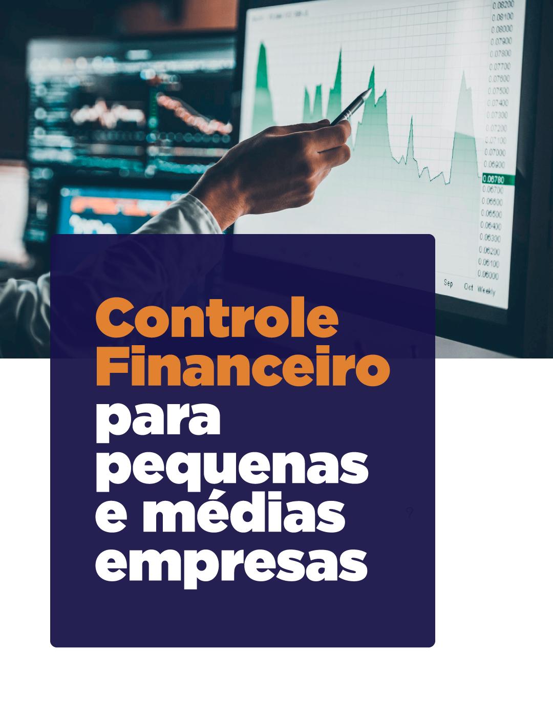 eBook Controle Financeiro para pequenas e médias empresas
