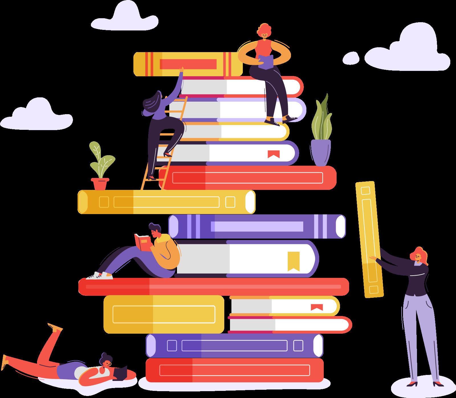 Ilustração - Recicle seus conhecimentos